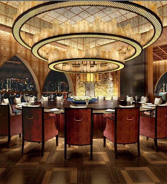 HBA:澳门丽思卡尔顿酒店设计5
