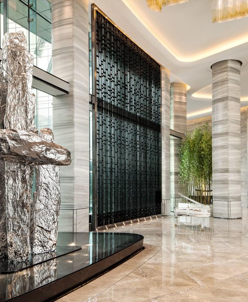 HBA:深圳前海华侨城JW万豪酒店设计3