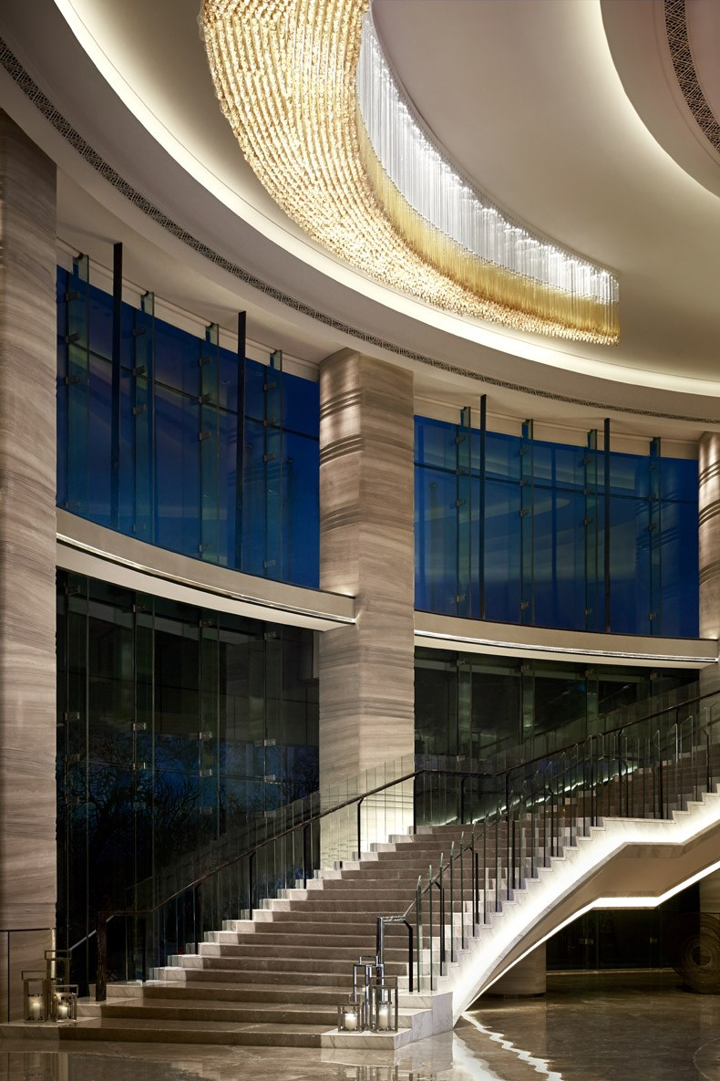 HBA:深圳前海华侨城JW万豪酒店设计4