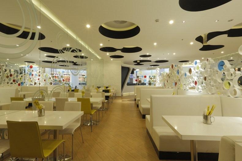 北京馋厨快餐连锁店设计3