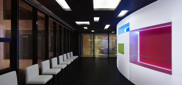 安徽金大地集团总部办公室内设计3