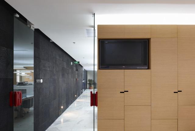 安徽金大地集团总部办公室内设计8