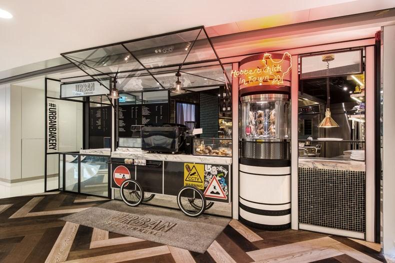 何宗宪:Urban Commune餐厅设计1