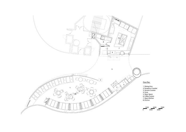 何宗宪:Urban Commune餐厅设计