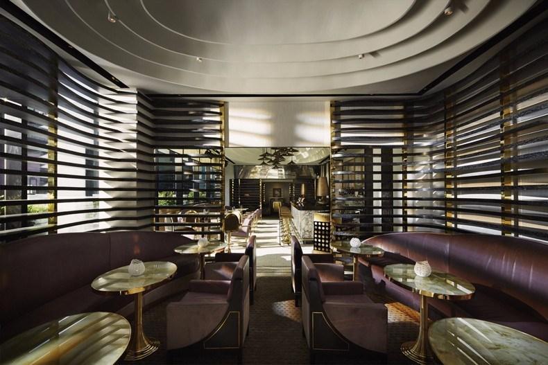 David Collins:曼谷Vogue餐厅设计3