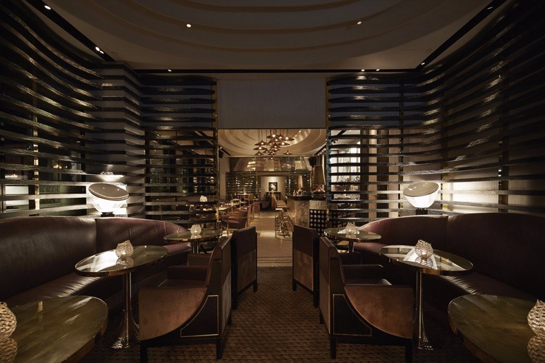 David Collins:曼谷Vogue餐厅设计5