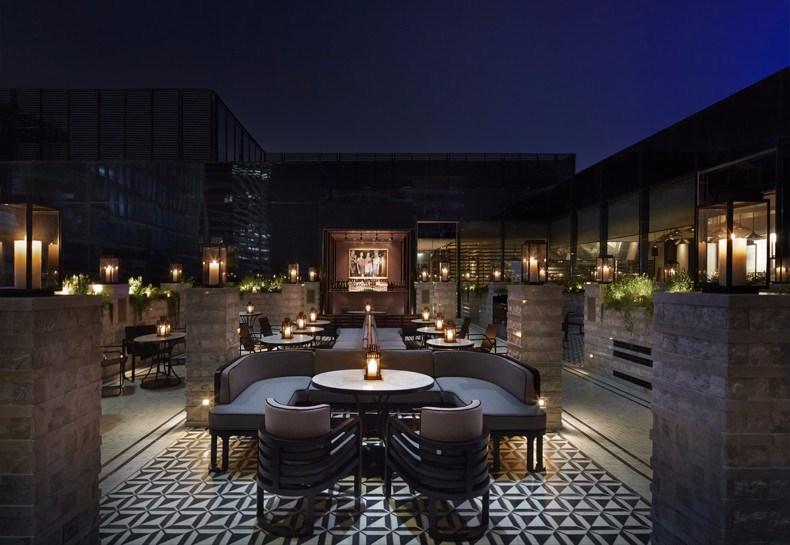 David Collins Studio:曼谷Vogue餐厅设计7