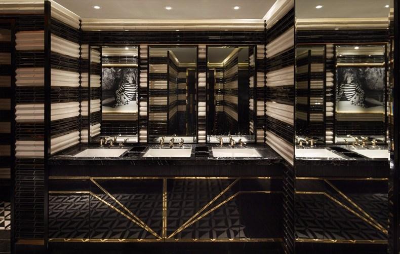 David Collins:曼谷Vogue餐厅设计8