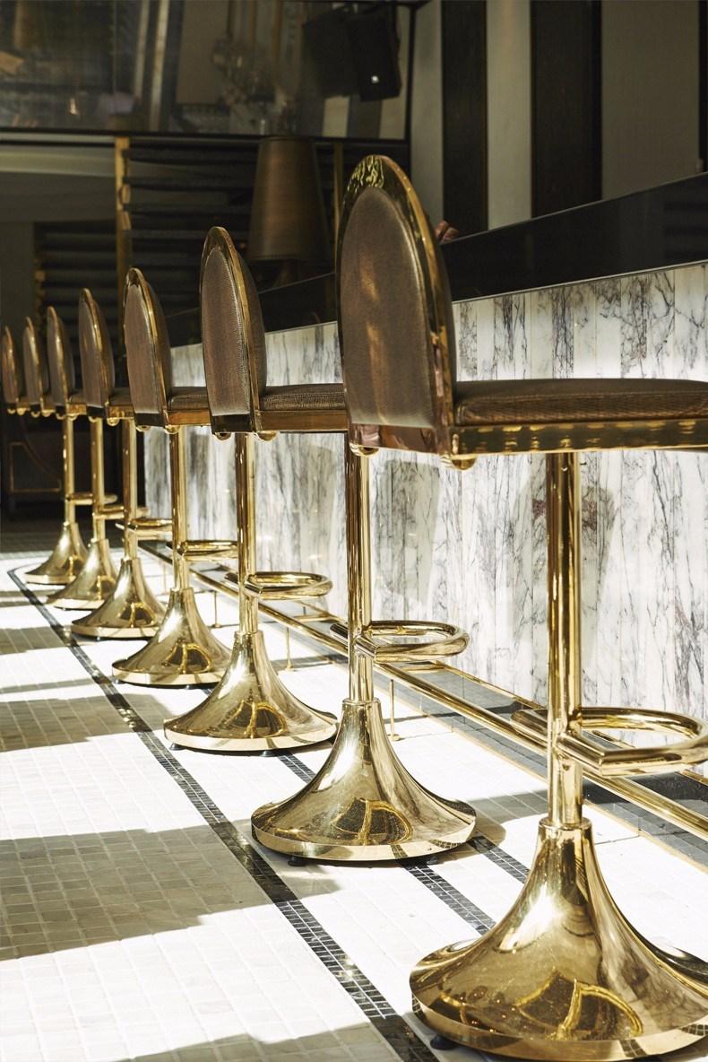 David Collins:曼谷Vogue餐厅设计7