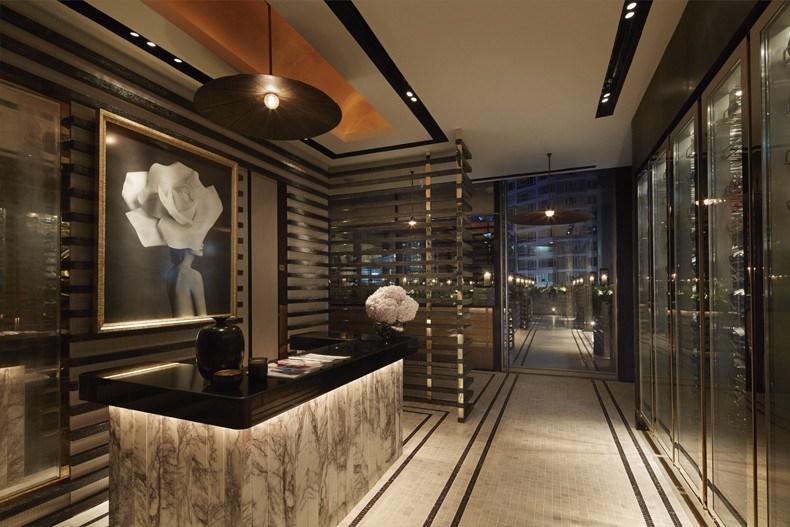 David Collins:曼谷Vogue餐厅设计10
