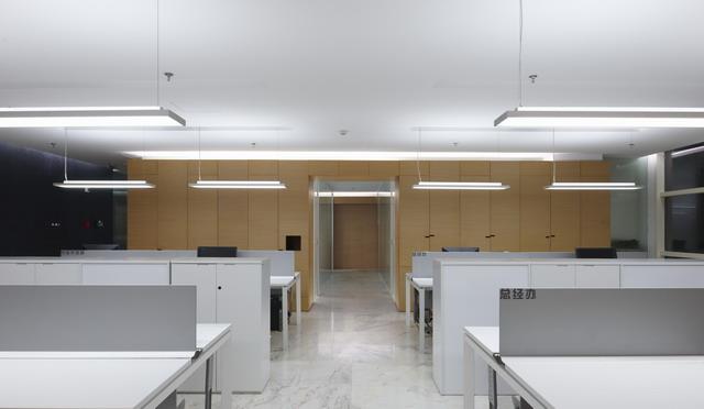 安徽金大地集团总部办公室内设计6