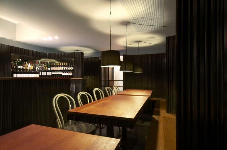 Rosa's餐厅设计7