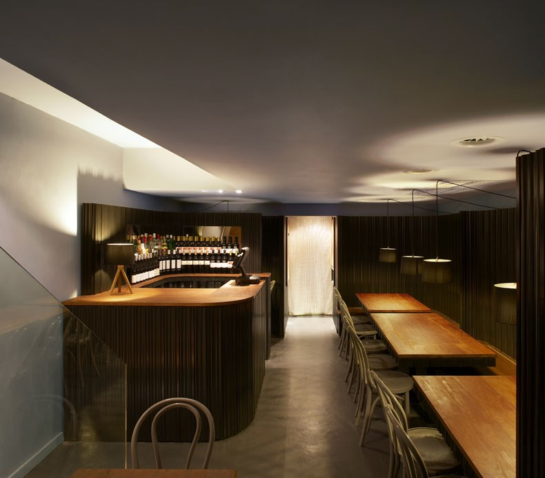 Rosa's餐厅设计5