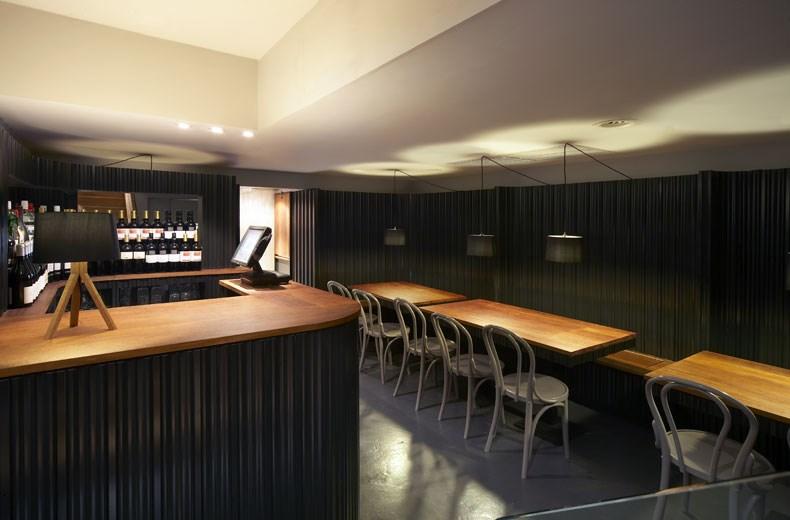 Rosa's餐厅设计6