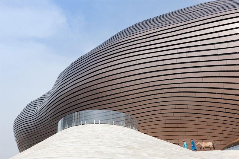MAD:鄂尔多斯博物馆设计2