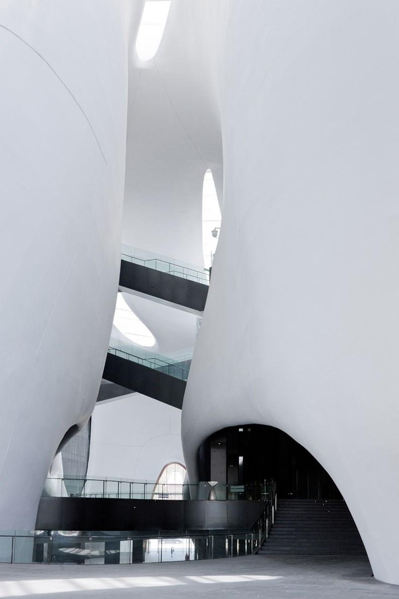 MAD:鄂尔多斯博物馆设计7