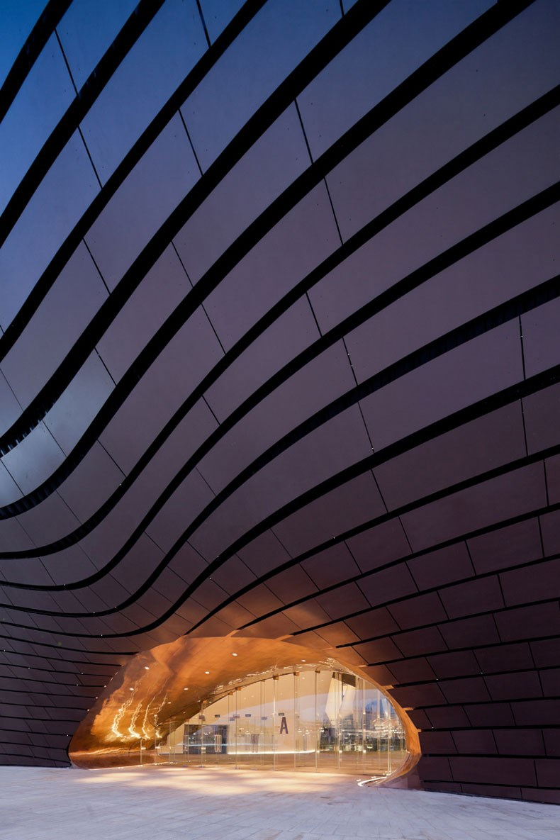 MAD:鄂尔多斯博物馆设计5