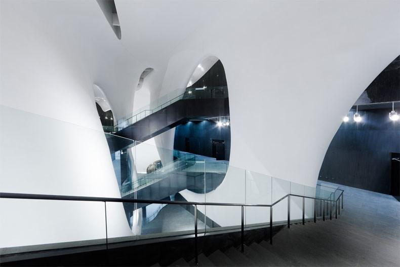 MAD:鄂尔多斯博物馆设计8