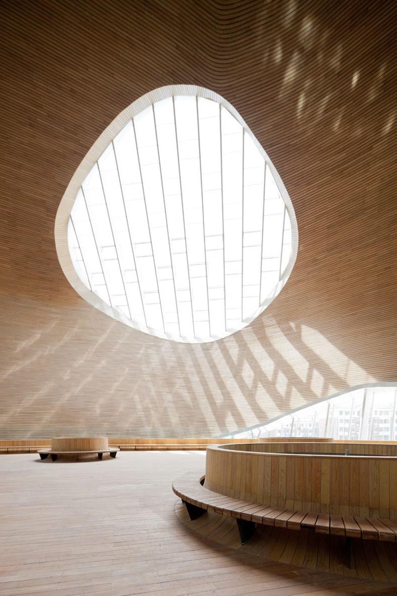 MAD:鄂尔多斯博物馆设计11