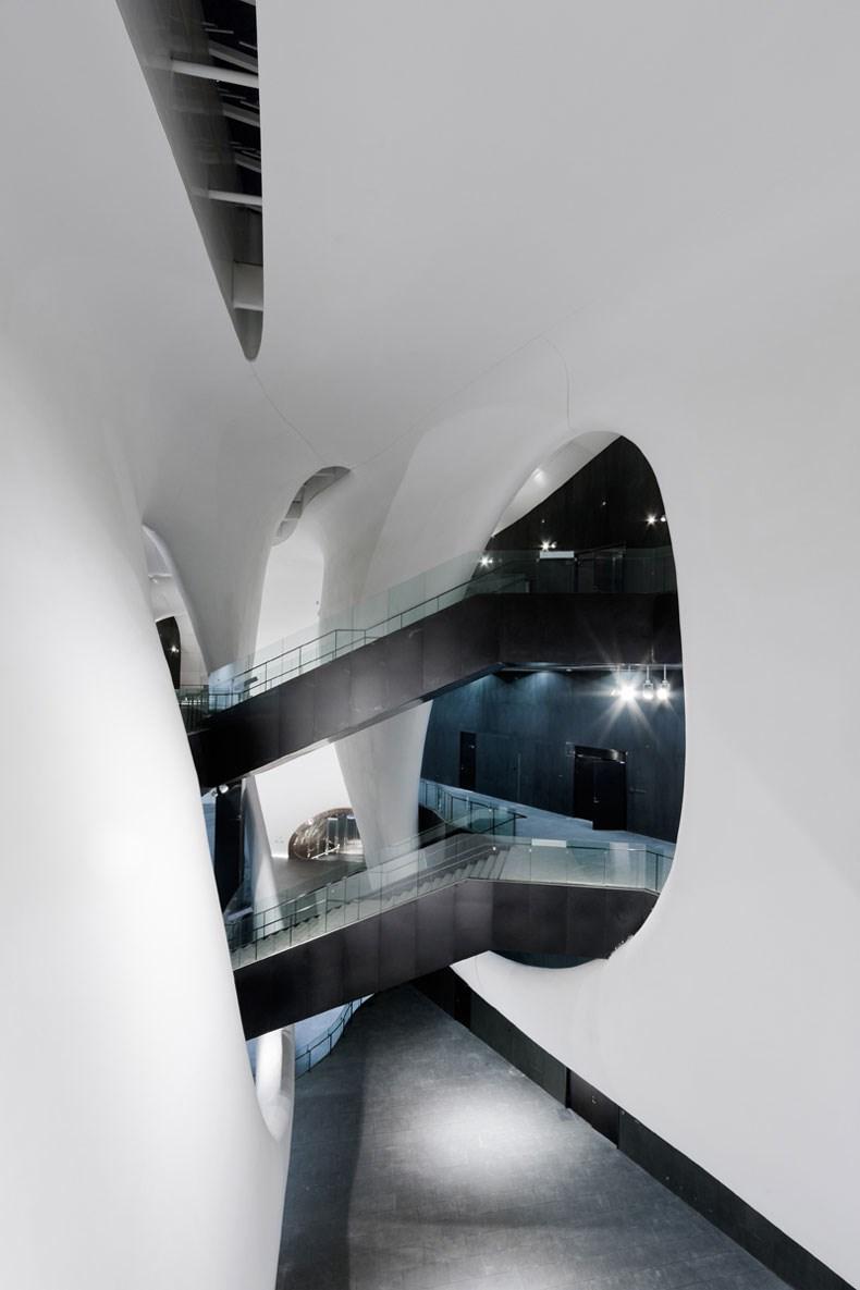 MAD:鄂尔多斯博物馆设计10