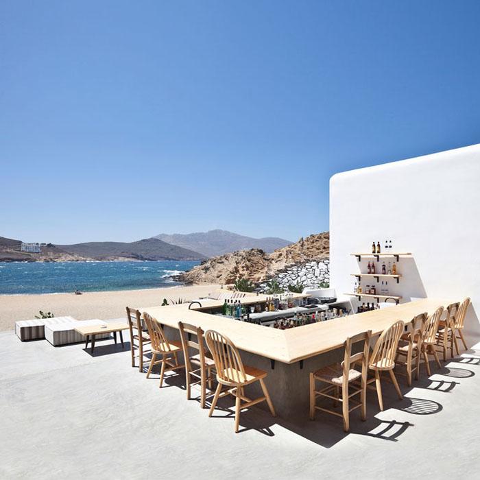 K-Studio:希腊Alemagou餐厅设计2