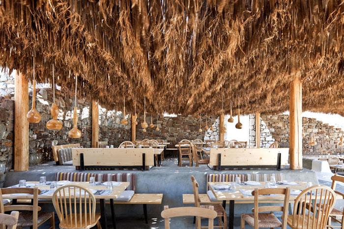 K-Studio:希腊Alemagou餐厅设计8