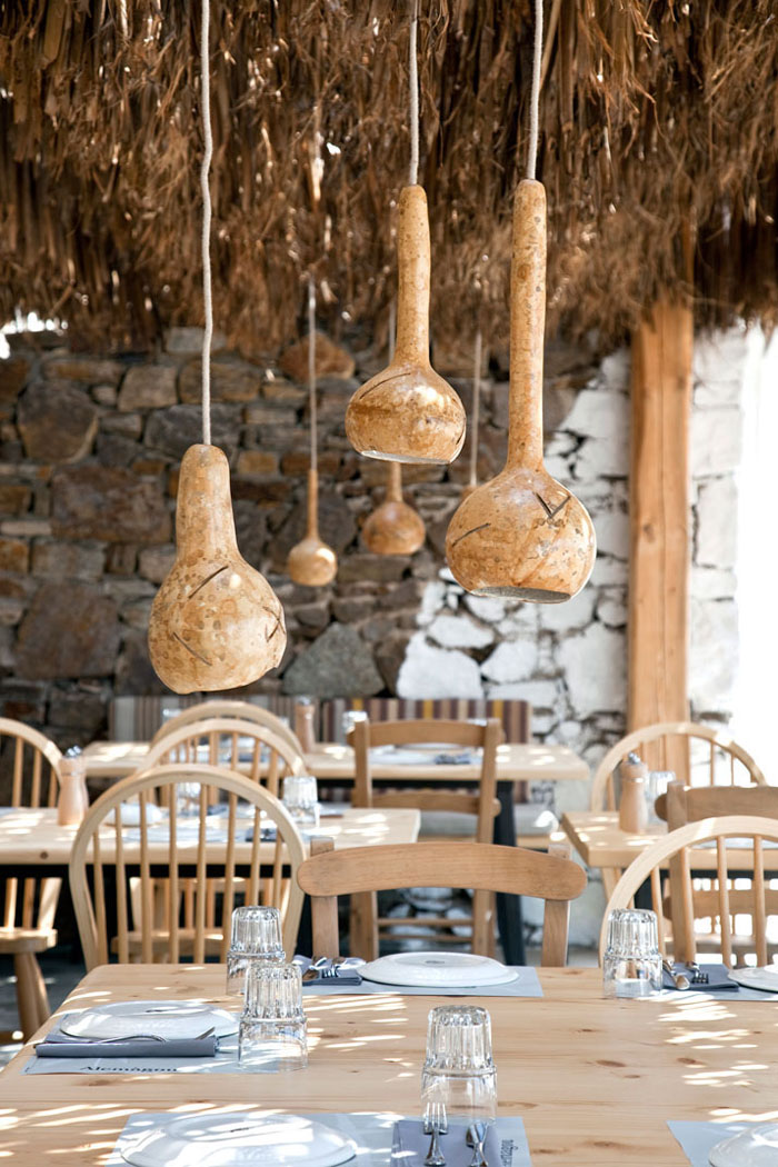 K-Studio:希腊Alemagou餐厅设计13