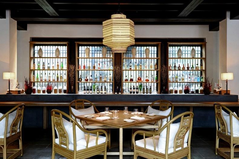 生态度假|杭州法云安缦西餐厅设计
