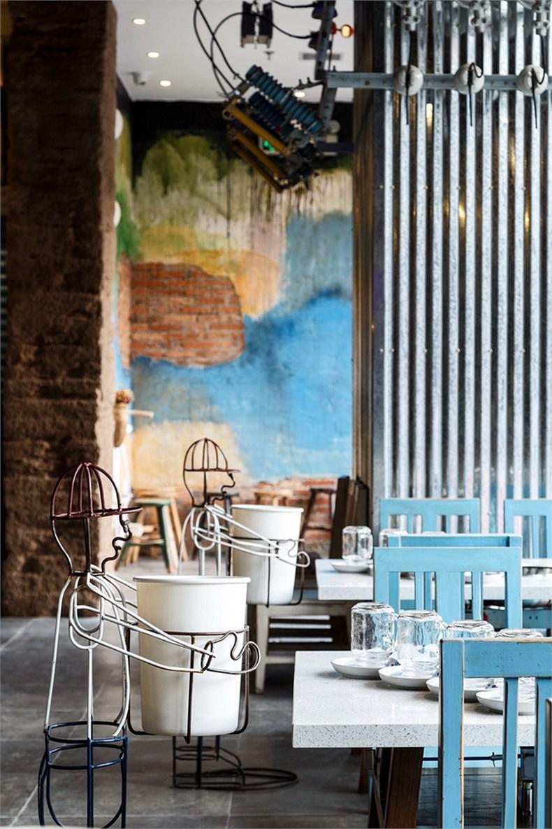 小珺柑餐厅 创意设计