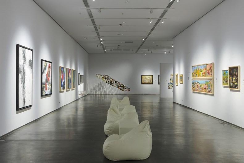 室内设计塔尖 国际建筑,银川当代美术馆设计.