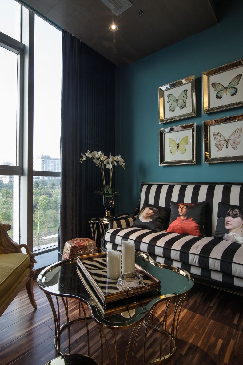 GID:香港采蝶轩餐厅设计21