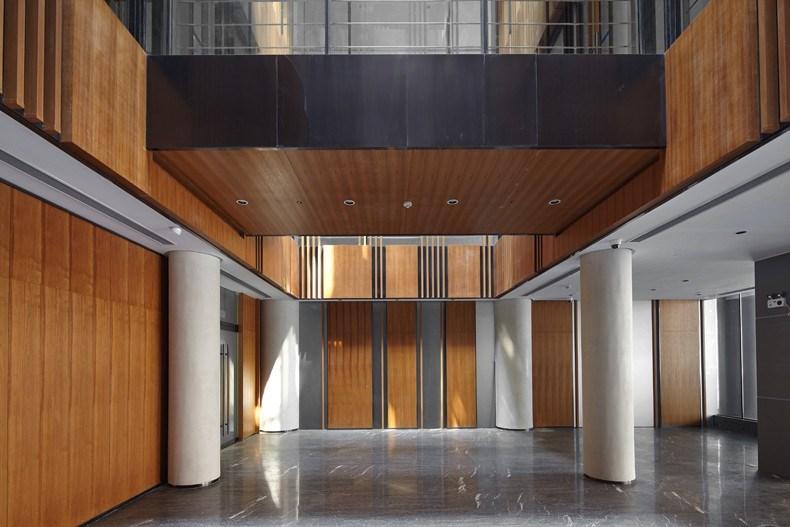 【首发】Kokaistudios:上海东艺大厦改造设计7
