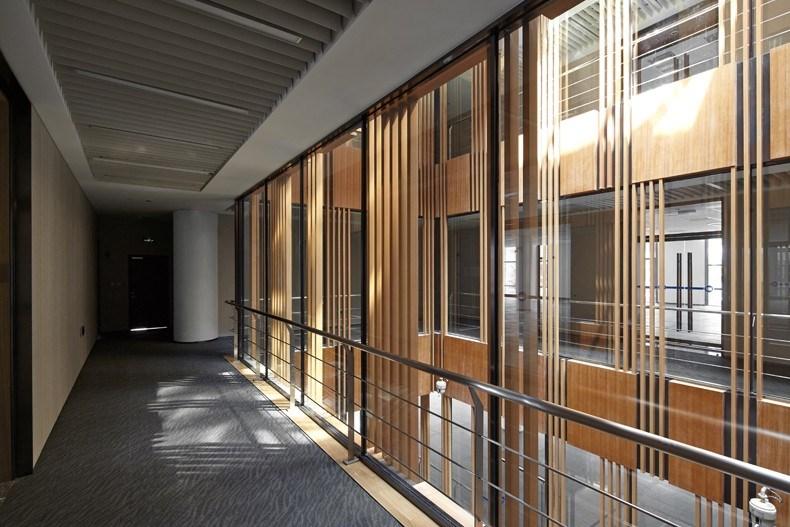 【首发】Kokaistudios:上海东艺大厦改造设计8