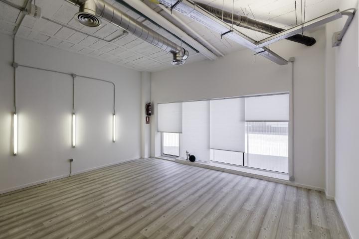 西班牙SanaSana理疗美容中心设计6
