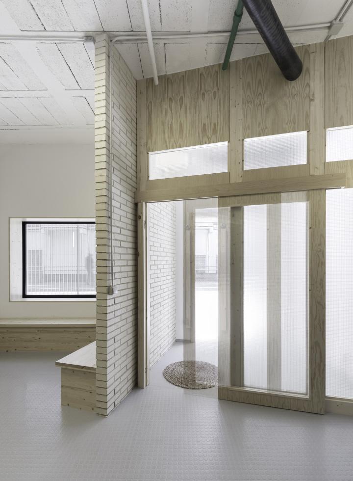西班牙SanaSana理疗美容中心设计14