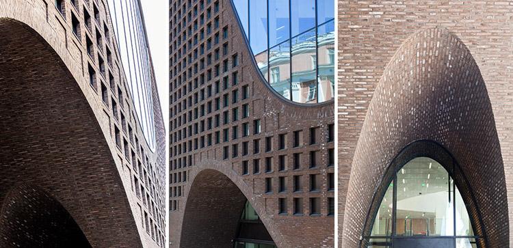 芬兰赫尔辛基大学主图书馆(Helsinki University Main Library)设计5