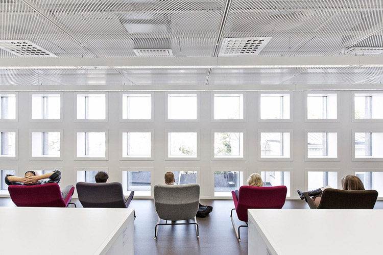芬兰赫尔辛基大学主图书馆(Helsinki University Main Library)设计9.jpg