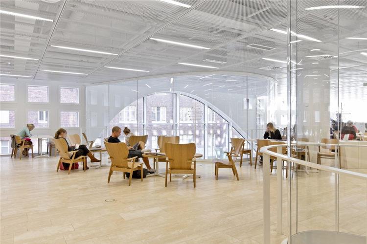 芬兰赫尔辛基大学主图书馆(Helsinki University Main Library)设计10.jpg