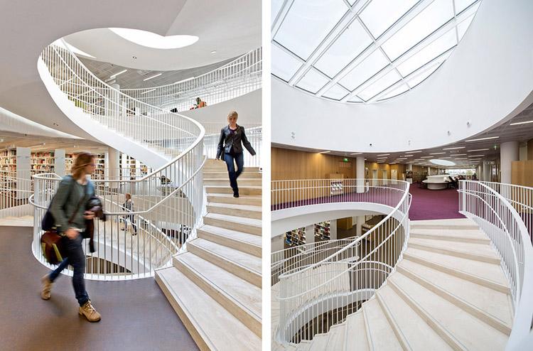 芬兰赫尔辛基大学主图书馆(Helsinki University Main Library)设计11.jpg