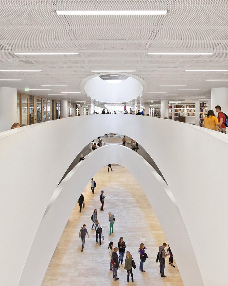 芬兰赫尔辛基大学主图书馆(Helsinki University Main Library)设计13.jpg