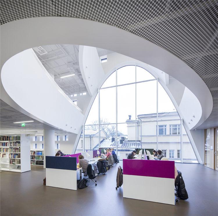 芬兰赫尔辛基大学主图书馆(Helsinki University Main Library)设计14.jpg