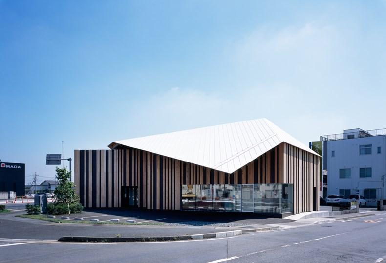 隈研吾:日本ohkubo动物医院设计1.jpg