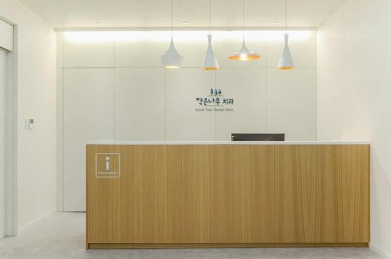 童乐就诊:韩国忠州牙科诊所设计1
