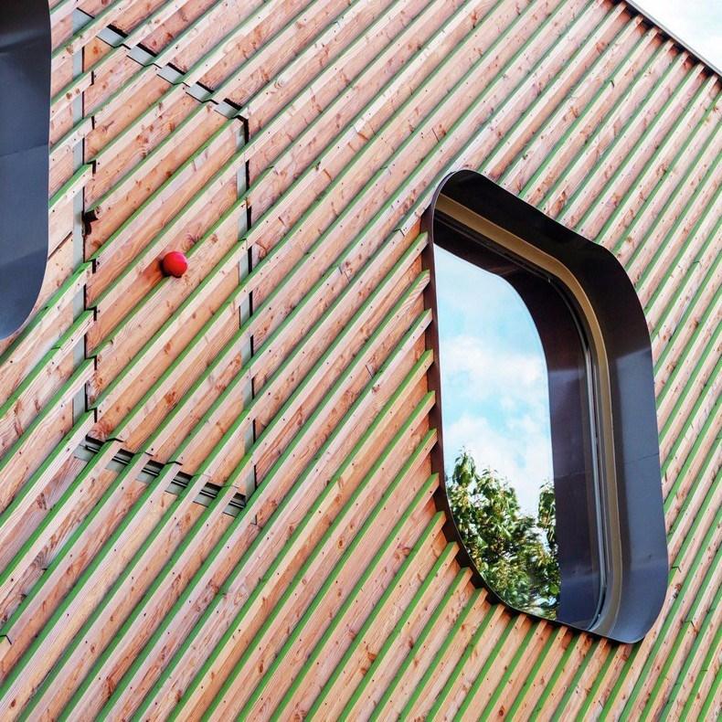 激发童真:法国初级教育建筑设计18