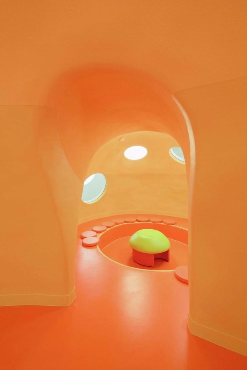 激发童真:法国初级教育建筑设计10