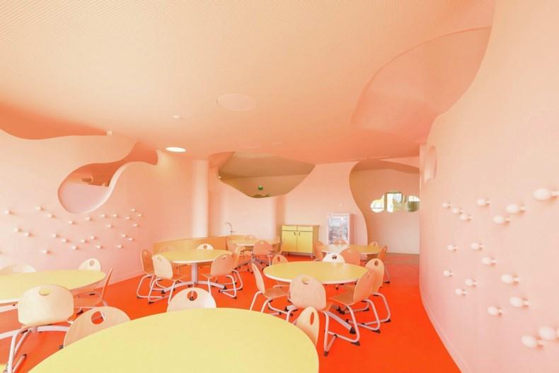 激发童真:法国初级教育建筑设计9