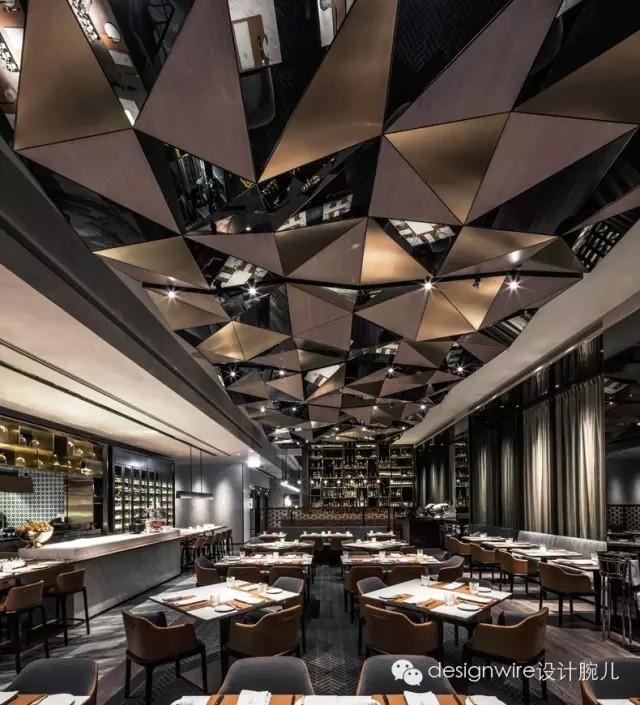 香港Porterhouse by Laris餐厅 精彩细节