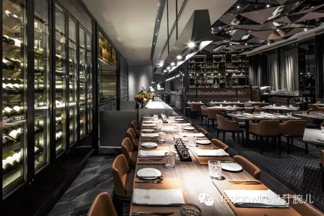 香港Porterhouse by Laris餐厅 整体效果