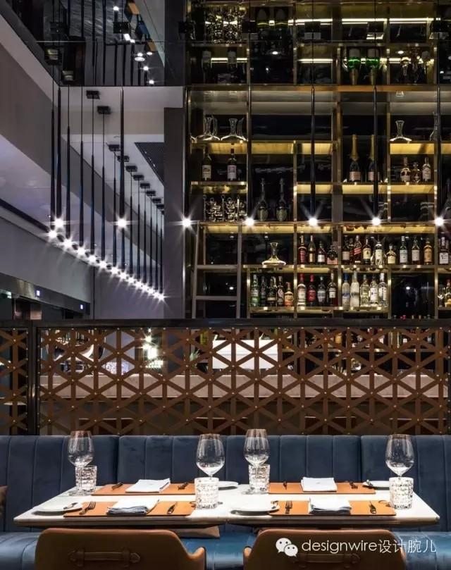 香港Porterhouse by Laris餐厅细节展示