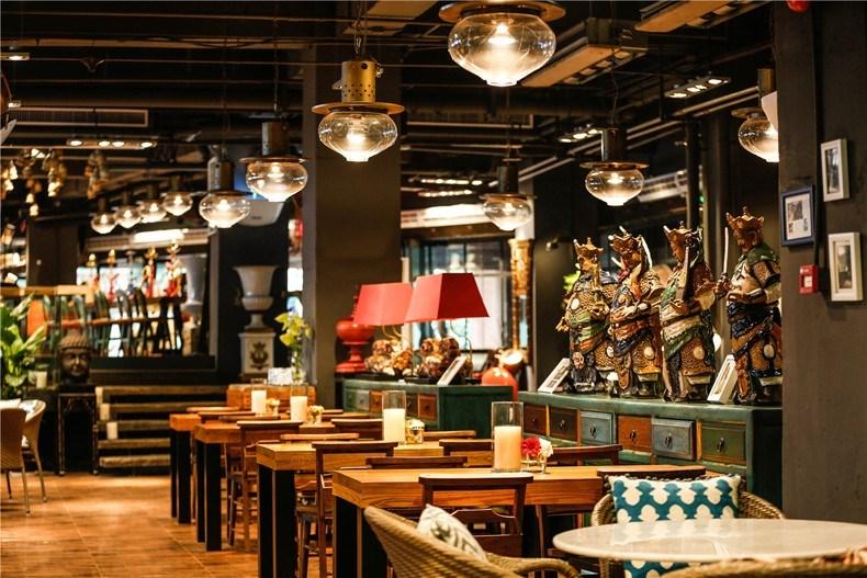 武汉新天地MY餐厅